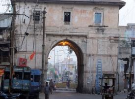 Champaner Gate