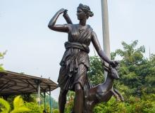 Godess-huntress-sayajibaug